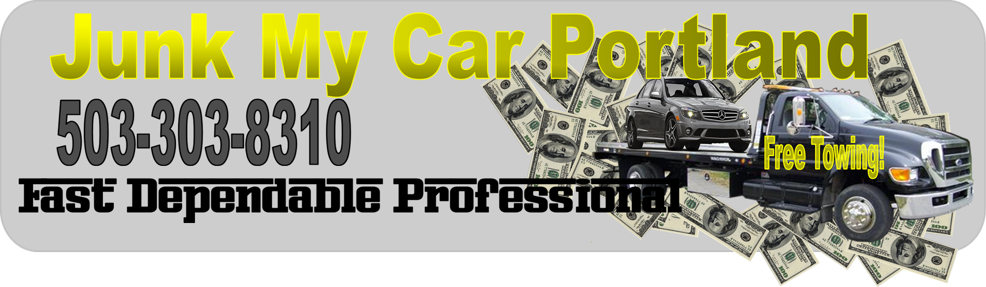 Cash For Junk Cars Online Quote Pleasing Cash For Junk Cars Portland  Junk My Car Portland